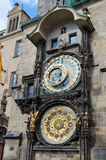 astronomical bohemia klocka prague Royaltyfri Foto