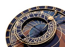 Astronomical clock Royalty Free Stock Images