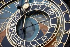 Astronomical clock. Czech Republic,Prague,astronomical clock Royalty Free Stock Photo
