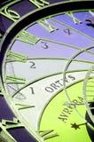 Astronomical clock Stock Photos