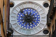 Astronomical clock Stock Photo