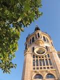 Astronomical Clock in Batumi Stock Image