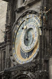 Astronomical clock, Czech republic Stock Photo