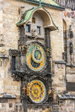 The Astronomical Clock Stock Image