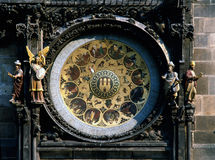 Astronomical Clock, Prague Royalty Free Stock Images
