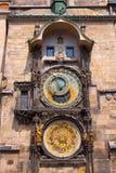 Astronomical Clock. Prague. Royalty Free Stock Images