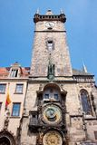 Astronomical Clock. Prague. Royalty Free Stock Image