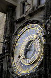 Astronomical Clock- Prague Royalty Free Stock Photo
