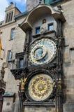 Astronomical Clock, Prague, Bohemia Royalty Free Stock Photo