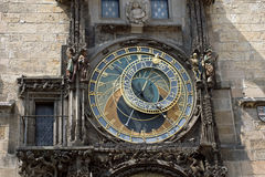 Astronomical Clock - Prague Royalty Free Stock Images