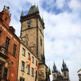 Astronomical Clock. Prague, Czech Republic Royalty Free Stock Photo