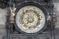 Astronomical Clock, Prague Stock Photos