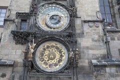 Astronomical Clock, Prague Royalty Free Stock Image