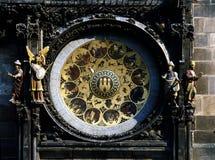 Astronomical Clock, Prague Stock Photos