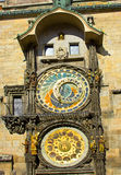 Astronomical Clock, Prague Royalty Free Stock Photos