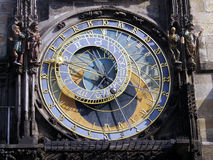 Astronomical Clock, Prague Old Town Royalty Free Stock Images