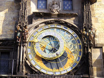 Astronomical Clock, Prague Old Town Royalty Free Stock Image