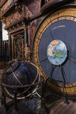 Astronomical Clock - Strasbourg Cathedral - France Royalty Free Stock Photo