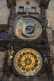 The Astronomical Clock Tower, Prague, Czech Republic Stock Photography
