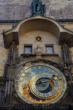 The Astronomical Clock Tower, Prague, Czech Republic Royalty Free Stock Photo