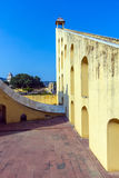 Astronomical instrument at Jantar Mantar observatory Royalty Free Stock Photography