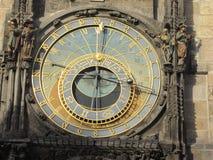 astronomical klocka royaltyfri foto