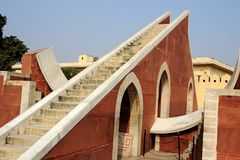 Astronomical Observatory, Jaipur Royalty Free Stock Image