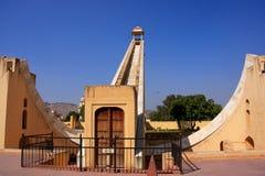 Astronomical Observatory Jantar Mantar in Jaipur, Rajasthan, Ind Stock Images