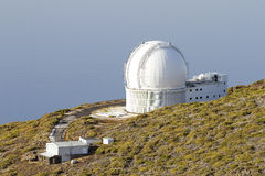 Astronomical observatory Royalty Free Stock Photos