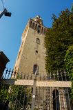 Astronomical Observatory La Specola Tower Royalty Free Stock Photos