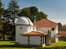 Astronomical Observatory Ramon Maria Aller Royalty Free Stock Photography