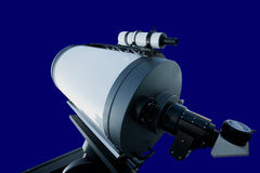 Astronomical observatory telescope isolated Royalty Free Stock Image