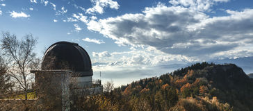 Astronomical observatory, Varese Royalty Free Stock Image