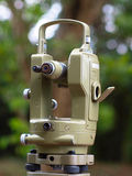 Astronomical theodolite for surveying Royalty Free Stock Photography