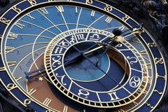 Astronomico di Orologio Fotografia Stock Libera da Diritti