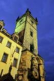 astronomiczna czeska republiki Prague zegara Obraz Royalty Free