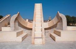 Astronomiczny Jantar Mantar Zdjęcia Stock