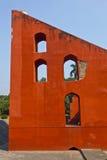Astronomiczny obserwatorium Jantar Mantar Zdjęcie Stock