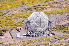Astronomiczny Obserwatorski teleskop zdjęcie royalty free