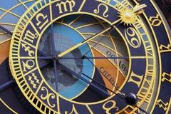 astronomiczny zegar fotografia stock