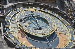 astronomiczny zegar Fotografia Royalty Free