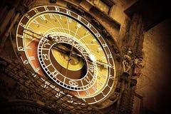 astronomiczny zegarowy stary obraz royalty free