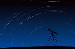 Astronomie vektor abbildung