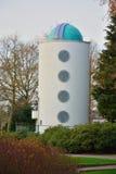 Astronomie, bâtiment de planitarium Photographie stock