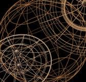 Astronomietapete Lizenzfreies Stockbild