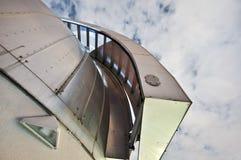 Astronomisch waarnemingscentrum royalty-vrije stock afbeelding