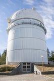 Astronomisch waarnemingscentrum Stock Afbeeldingen