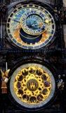 Astronomische Borduhr Lizenzfreie Stockbilder
