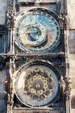 Astronomische Borduhr in Prag lizenzfreie stockbilder