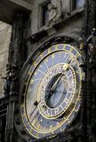 Astronomische Borduhr Prag Stockfotografie